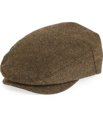 men's brixton hooligan iii driving cap - brown (nordstrom exclusive)