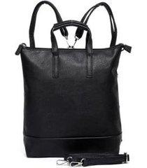 bolsa nice bag mochila tote alça removível feminina