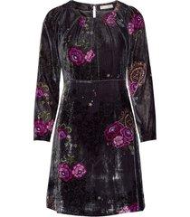 vera dress kort klänning lila odd molly