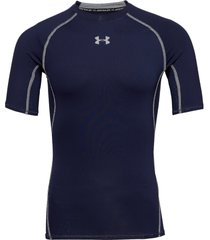 ua hg armour ss t-shirts short-sleeved blå under armour
