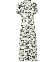 55610 ivar print dress, fashion dress shore