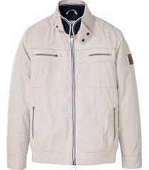 giacca a collo alto (grigio) - john baner jeanswear