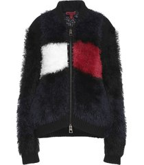 hilfiger collection cardigans