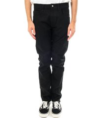 amish jeans uomo david stay comfort raw wst p21amu000n0230000w