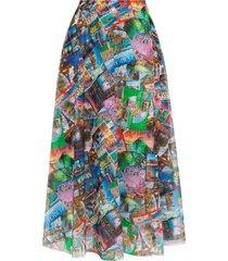 patterned rok