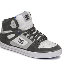 hoge sneakers dc shoes pure high-top wc
