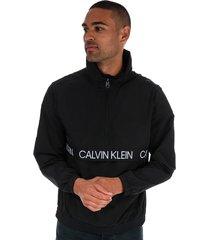 mens active icon windbreaker jacket