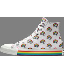 custom pride chuck taylor all star high top