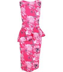 le petite robe di chiara boni xilia print polyamide dress