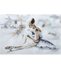 "aimee del valle dress rehearsal canvas art - 20"" x 25"""