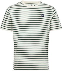 ace t-shirt t-shirts short-sleeved groen wood wood