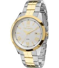relógio masculino technos elegance 2115mgn/5k