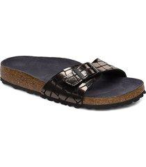 madrid shoes summer shoes flat sandals svart birkenstock
