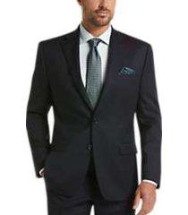lauren by ralph lauren navy classic fit suit
