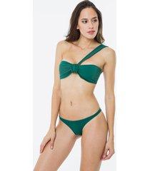 bikini verde agua con gas