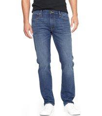 jeans slim medium indigo hombre azul gap gap