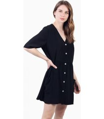 vestido capri negro jacinta tienda