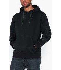 adidas originals wntrzd hoodie tröjor svart