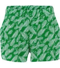 shorts con cinta elastica (verde) - rainbow