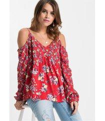 cold-shoulder-blouse
