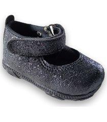 zapato negro regazzini