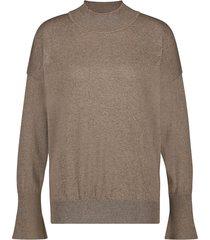 nukus   mayke sweater taupe