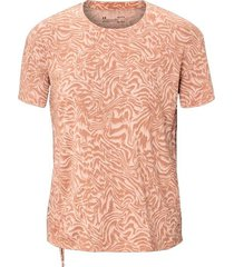 remera moda under armour unstoppable mujer coral