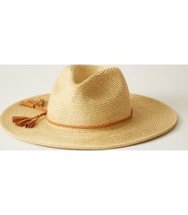 sundance catalog women's desi hat in natural