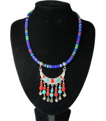 collar azul sasmon cl-12390
