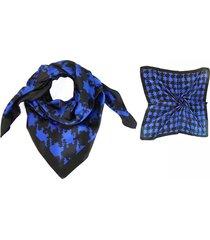pañuelo azul almacén de parís