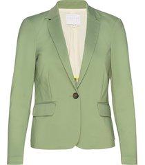 suit jacket blazer kavaj grön coster copenhagen