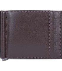 billetera con gancho porta billetes l cafe puente w