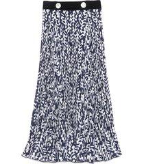 prada pattern skirt