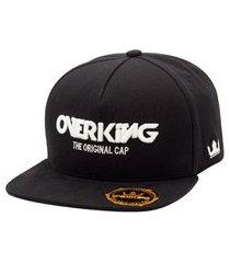 boné overking aba reta snapback the original cap