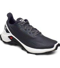 alphacross blast w shoes sport shoes outdoor/hiking shoes svart salomon