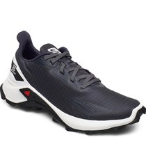 alphacross blast w shoes sport shoes running shoes svart salomon