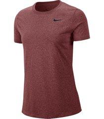 camiseta vinotinto nike dri-fit legend aq3210-010