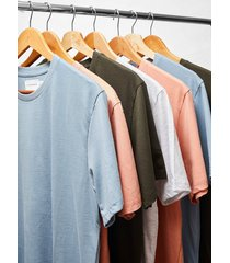 mens 7 pack assorted color t-shirt multipack*