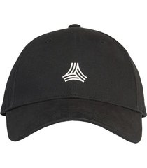 gorra negra adidas football street