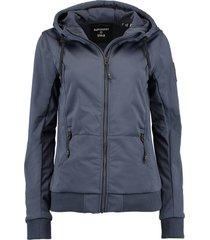 bonded sofshell jacket