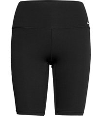word black soft biker shorts cykelshorts svart aim'n
