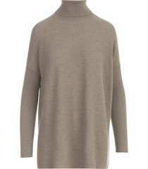 gentry straight turtle neck l/s sweater