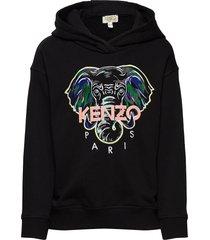 jinno hoodie trui zwart kenzo