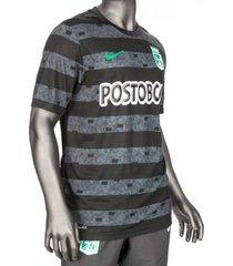camiseta nacional hombre nike 610387-010 negro