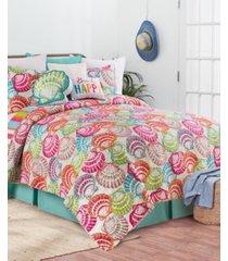 c f home merritt island full/queen quilt set