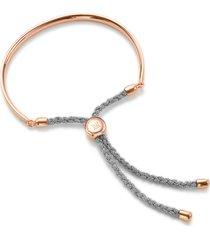 women's monica vinader engravable fiji friendship bracelet
