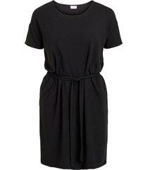 klänning vianika s/s belt dress