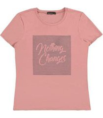 blusa alenice nothing changes feminina - feminino