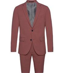 plain mens suit kostym rosa lindbergh