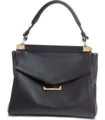 givenchy medium mystic leather satchel -